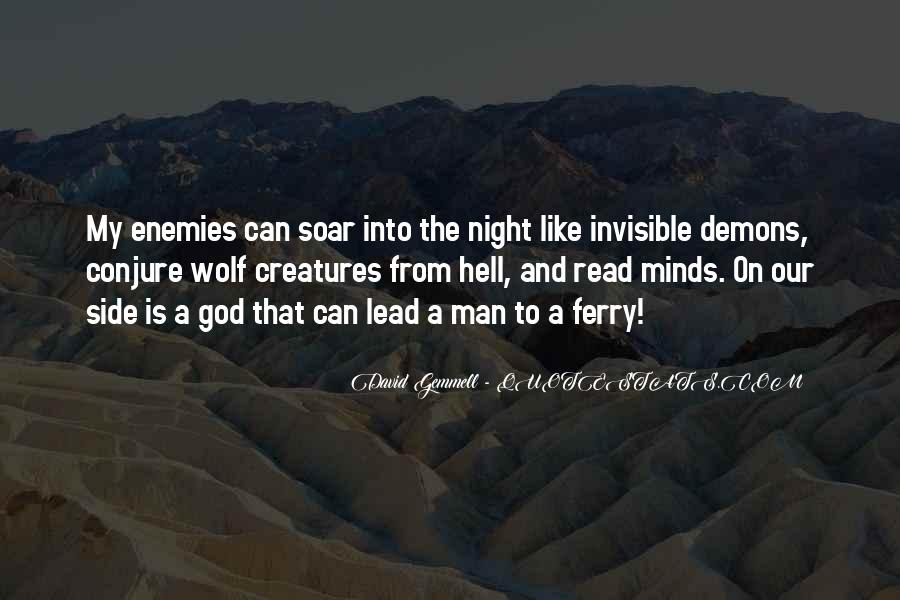 Night Wolf Quotes #904859