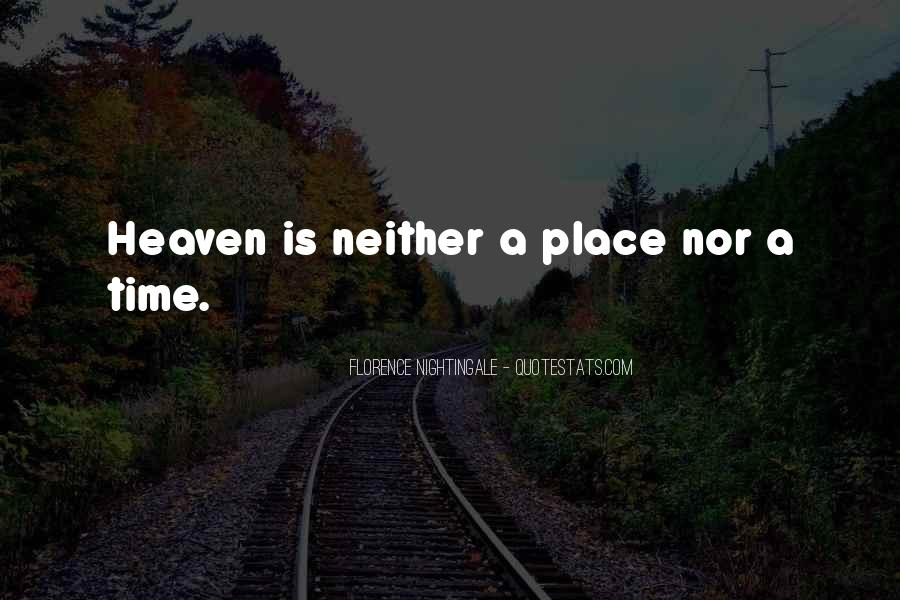 Nightingale Florence Quotes #1074167