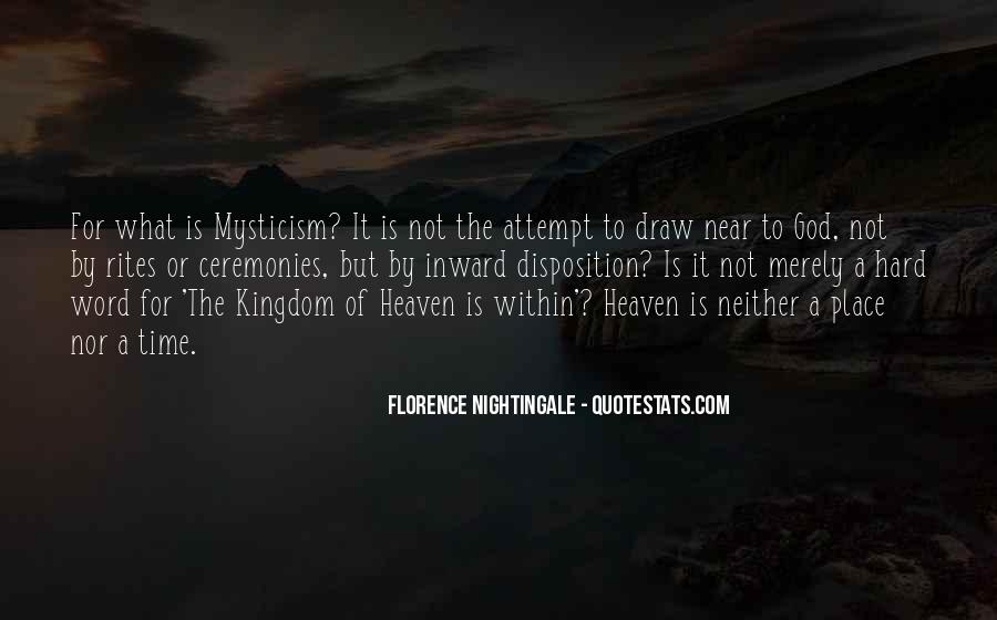 Nightingale Florence Quotes #1262641