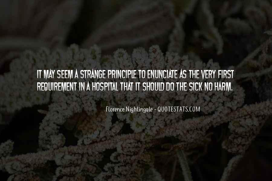Nightingale Florence Quotes #127539
