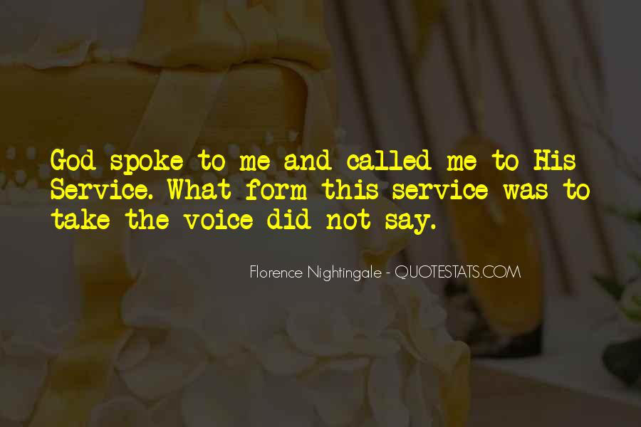 Nightingale Florence Quotes #1278210