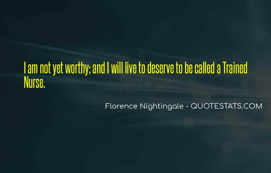 Nightingale Florence Quotes #1325262