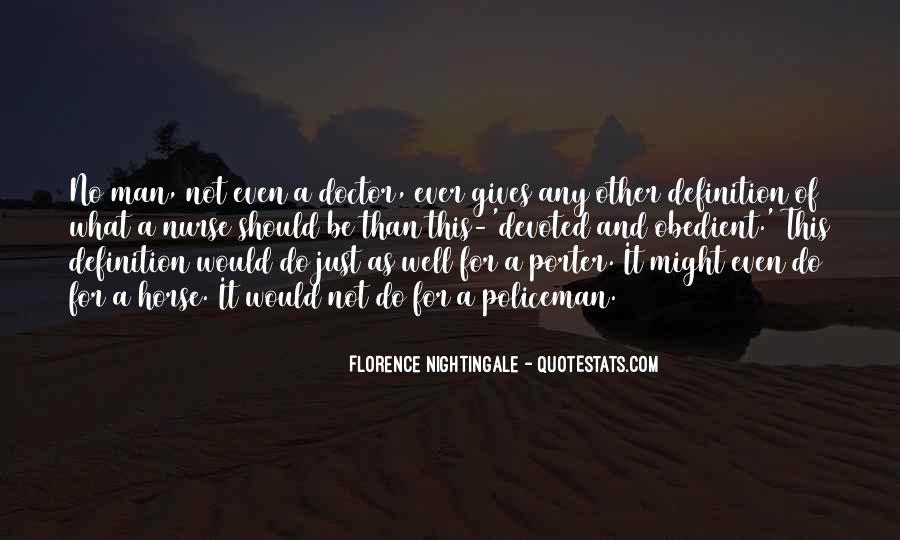 Nightingale Florence Quotes #1326801