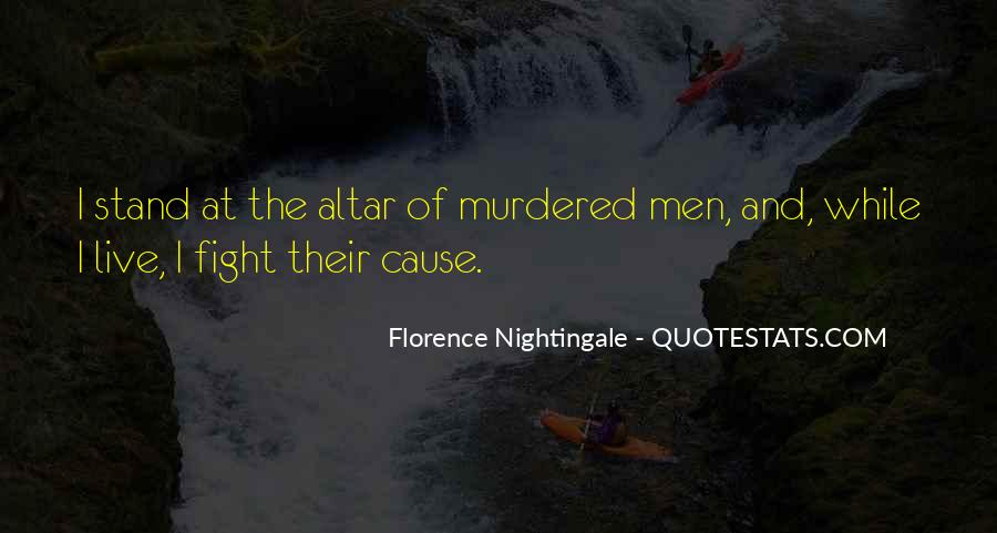 Nightingale Florence Quotes #1352860