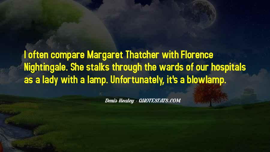 Nightingale Florence Quotes #1368546