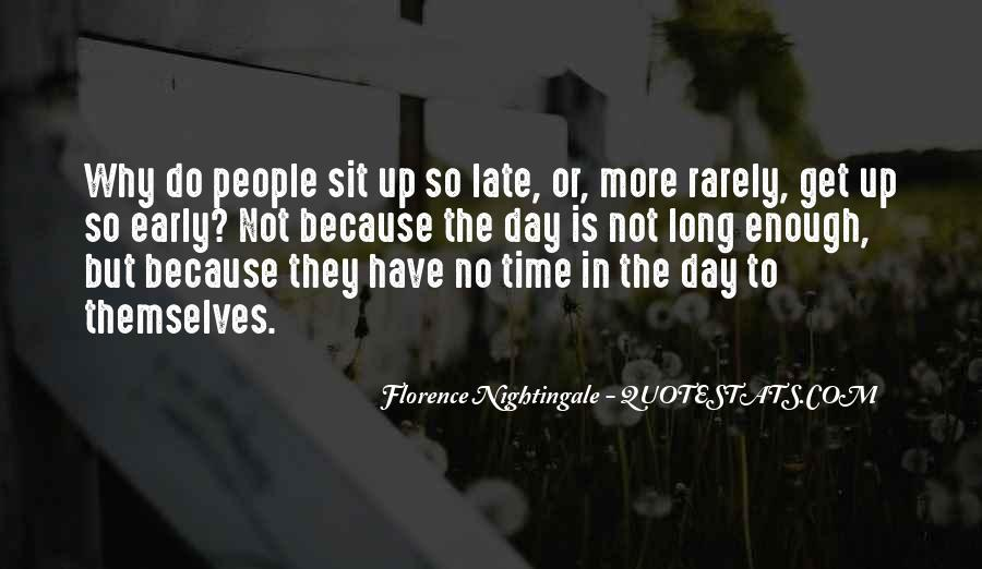 Nightingale Florence Quotes #1438579