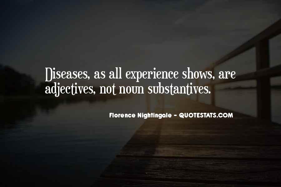 Nightingale Florence Quotes #190739