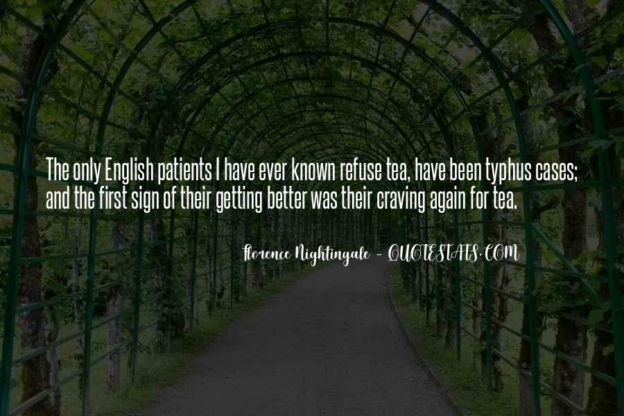 Nightingale Florence Quotes #21897