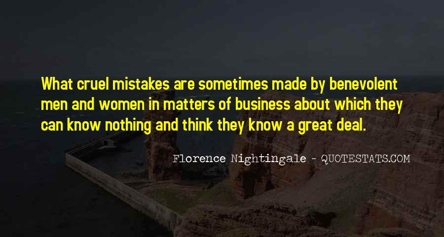 Nightingale Florence Quotes #35882