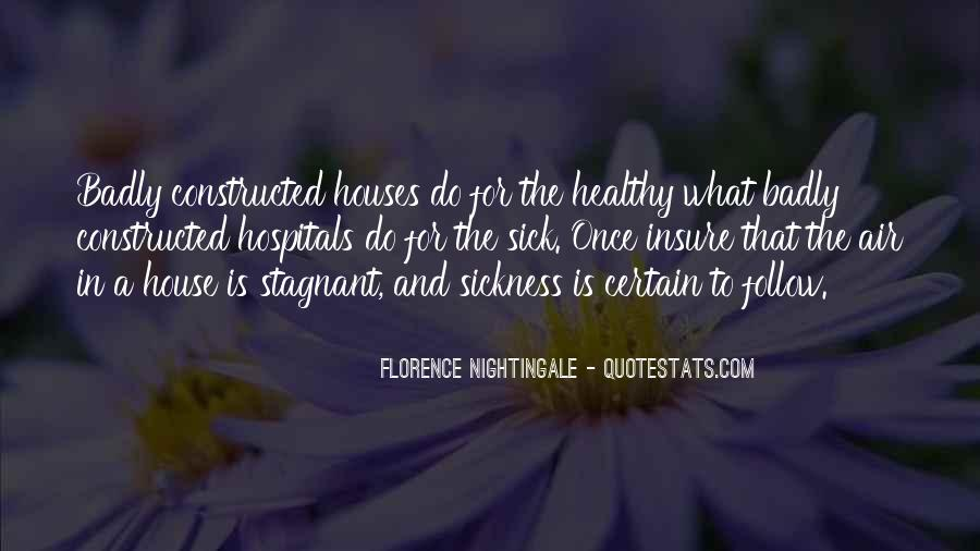 Nightingale Florence Quotes #444853
