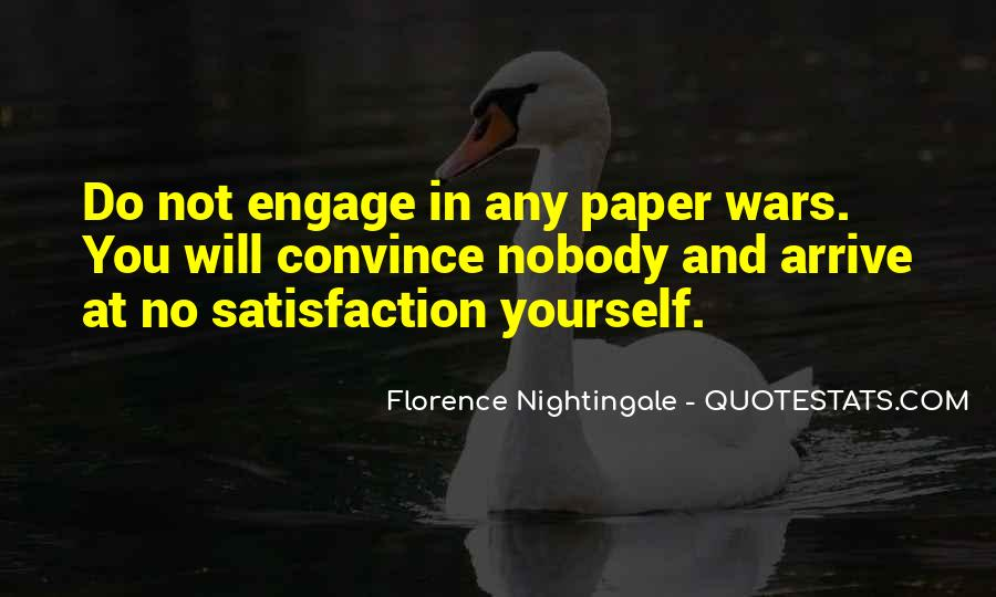 Nightingale Florence Quotes #538962