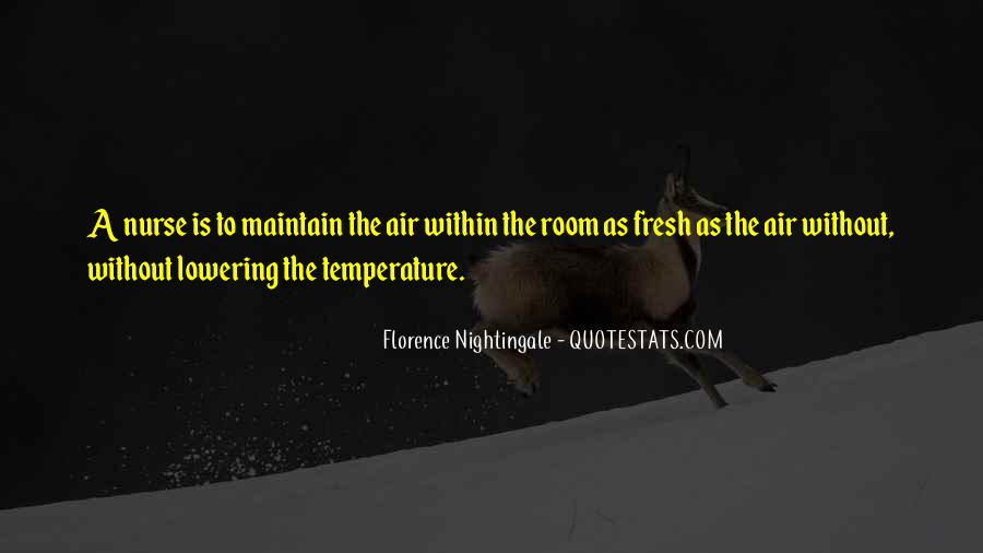 Nightingale Florence Quotes #558136