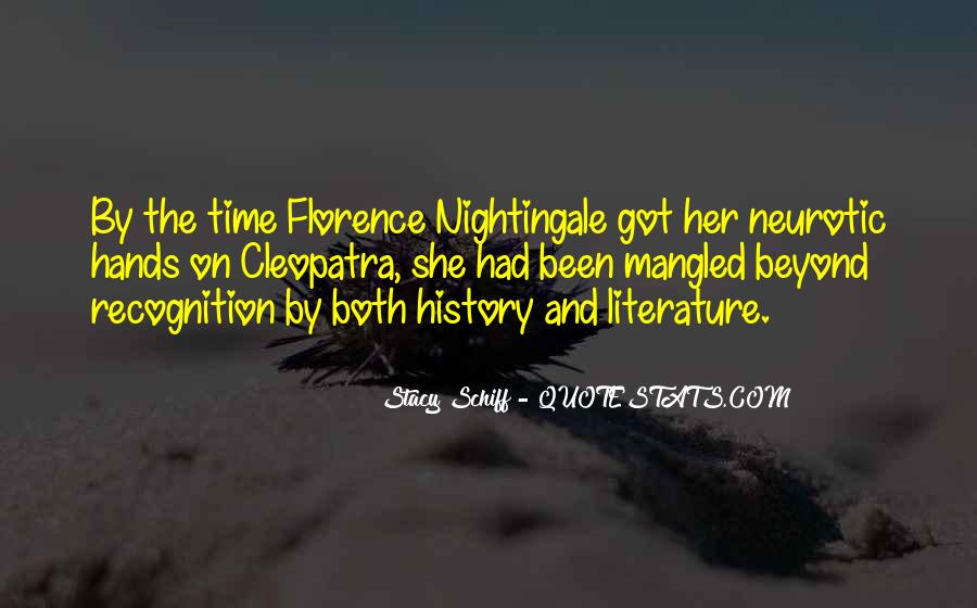 Nightingale Florence Quotes #673398