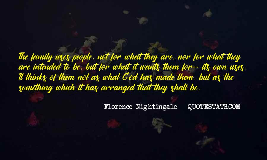 Nightingale Florence Quotes #689654