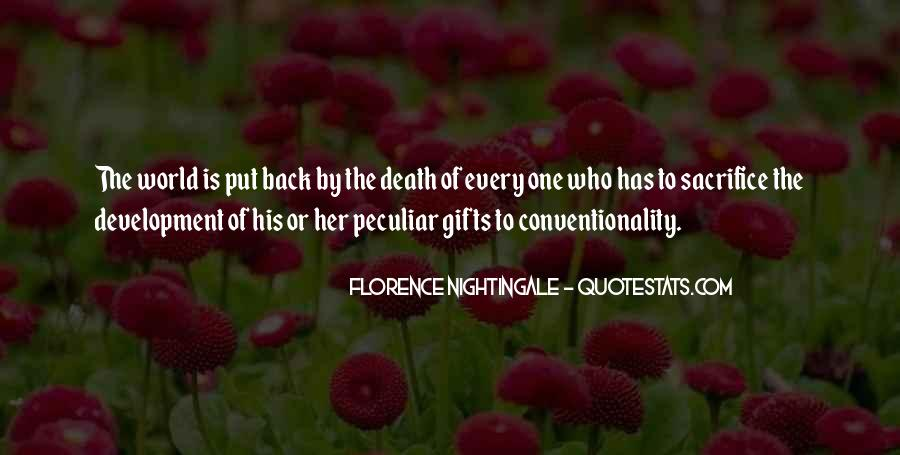 Nightingale Florence Quotes #699669