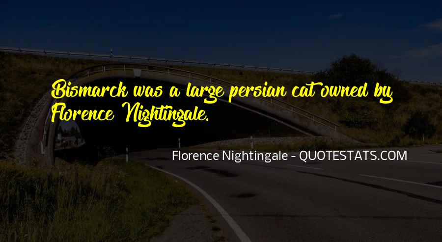 Nightingale Florence Quotes #845650