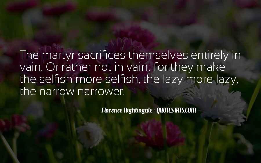 Nightingale Florence Quotes #867121
