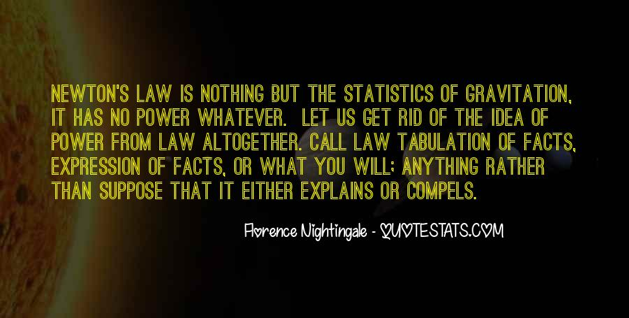 Nightingale Florence Quotes #930562