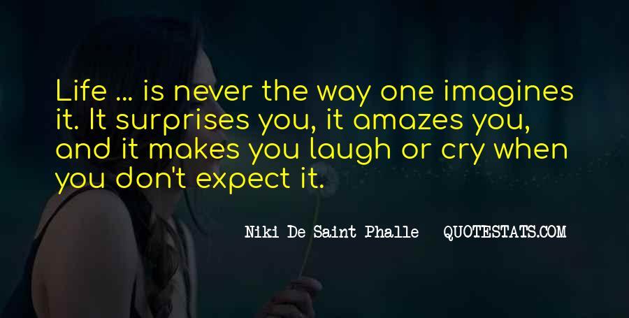 Niki Saint Phalle Quotes #543030