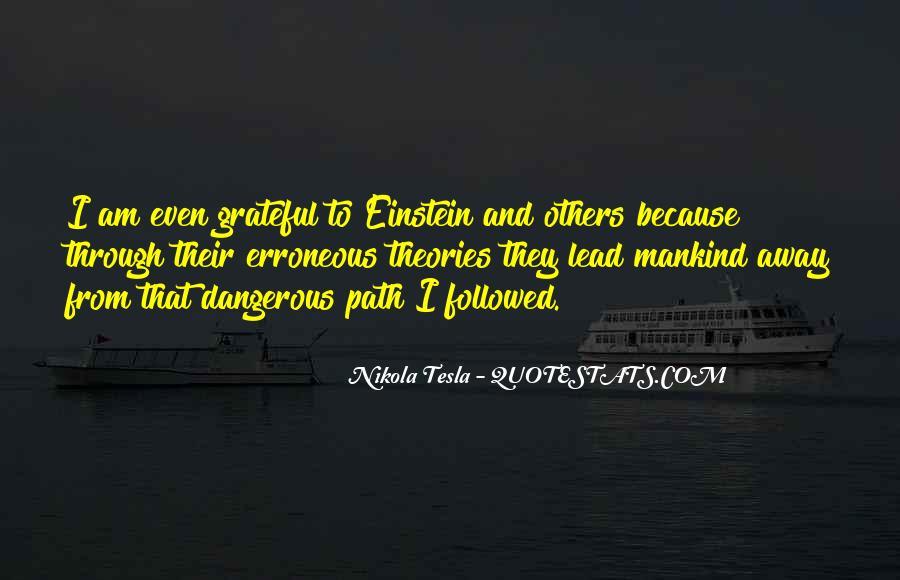 Nikola Quotes #244153
