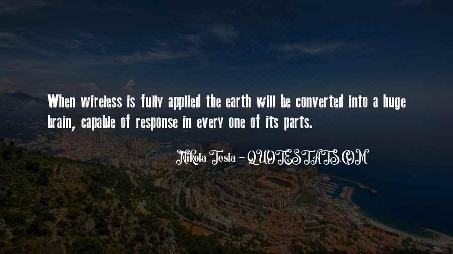 Nikola Quotes #318974