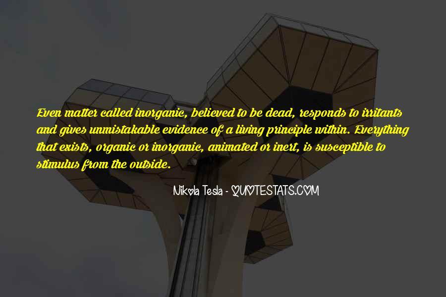 Nikola Quotes #399811