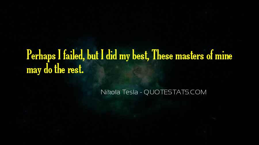 Nikola Quotes #547237