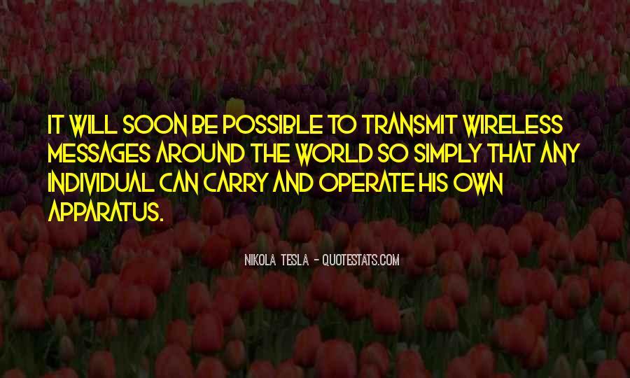 Nikola Quotes #759373