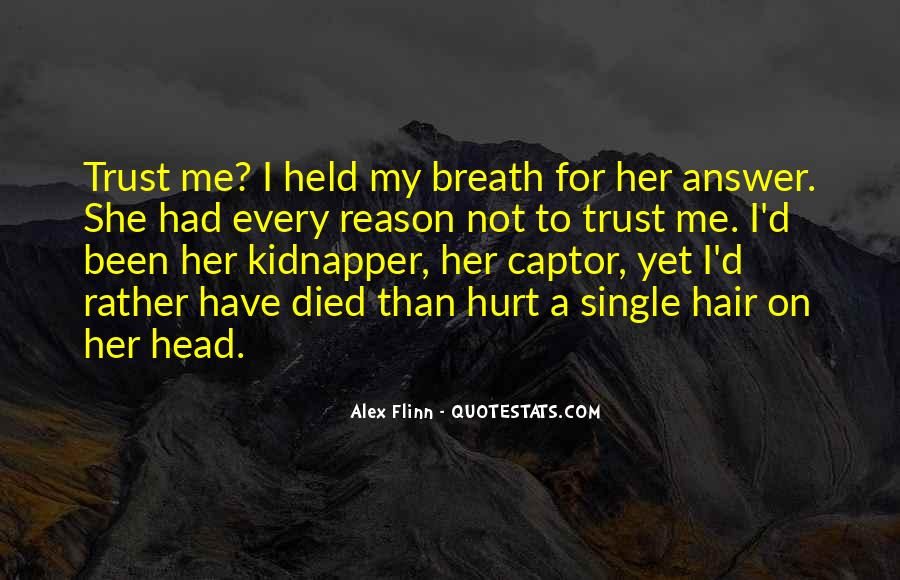 Quotes About Captor #1117191
