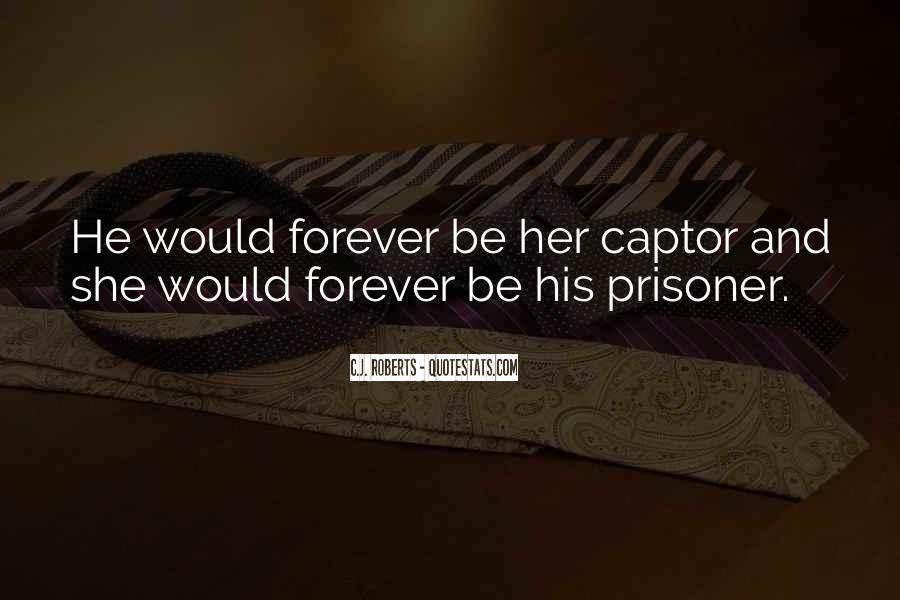 Quotes About Captor #819084