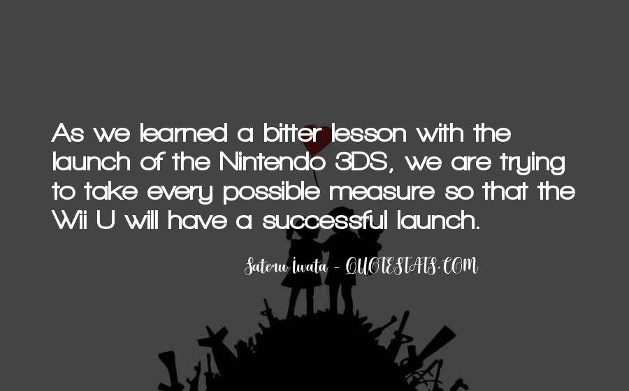 Nintendo Satoru Iwata Quotes #1754110