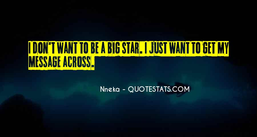 Nneka Best Quotes #1801272