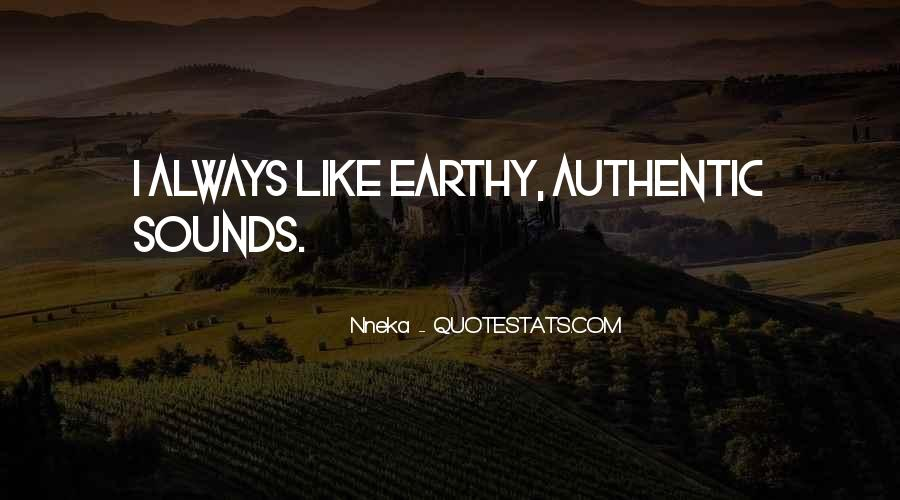 Nneka Best Quotes #188519
