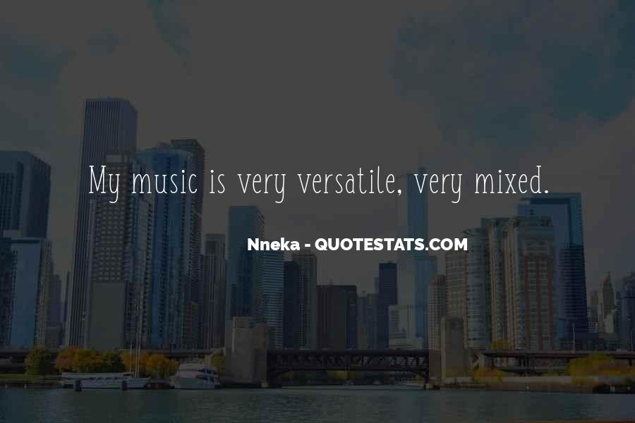 Nneka Best Quotes #233381
