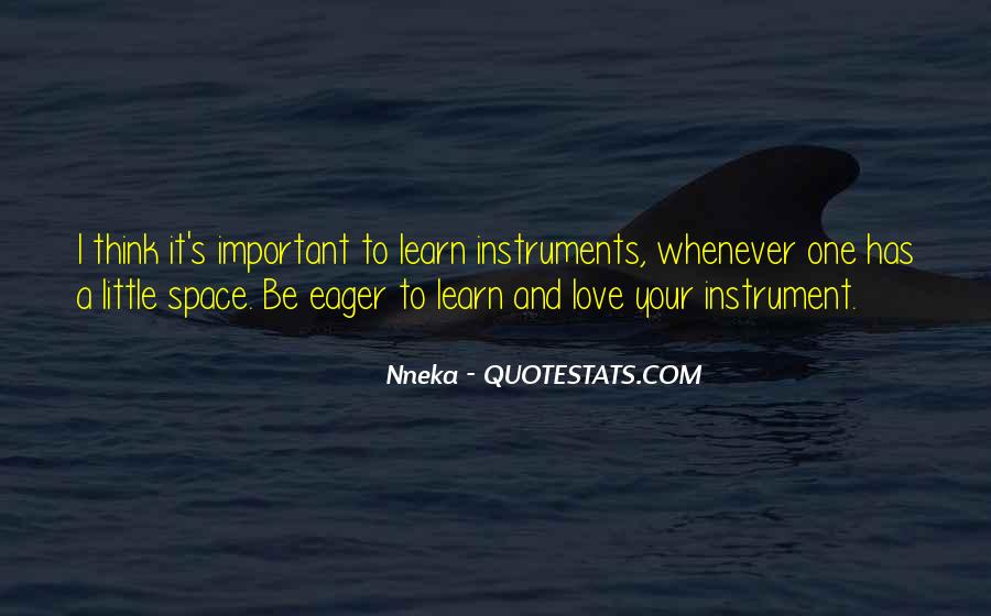Nneka Best Quotes #825522