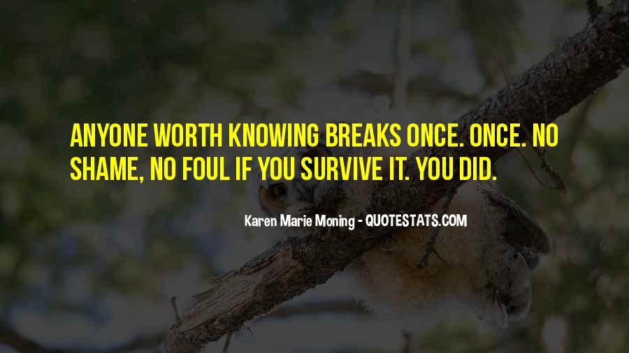 No Breaks Quotes #1359648