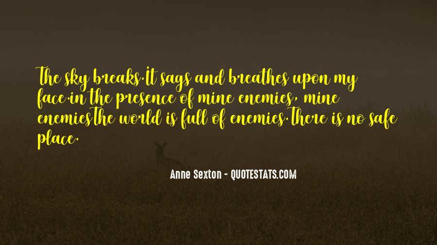No Breaks Quotes #1587108