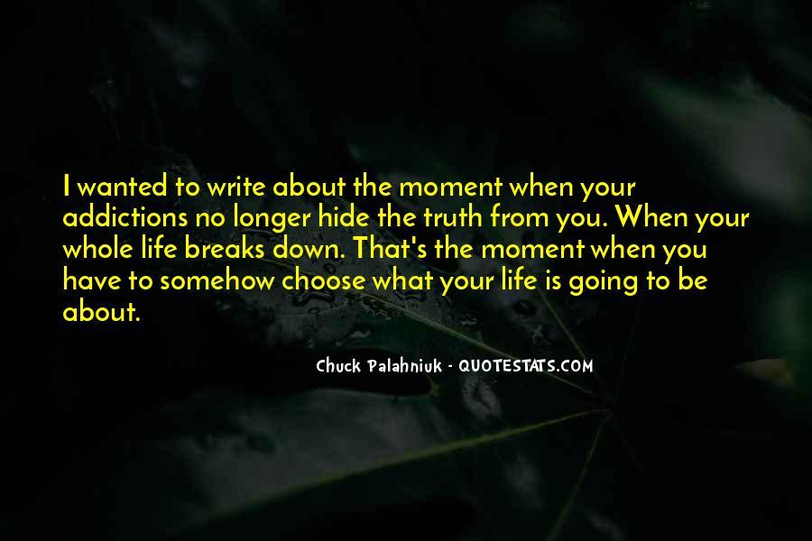 No Breaks Quotes #294544