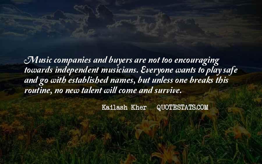 No Breaks Quotes #307459