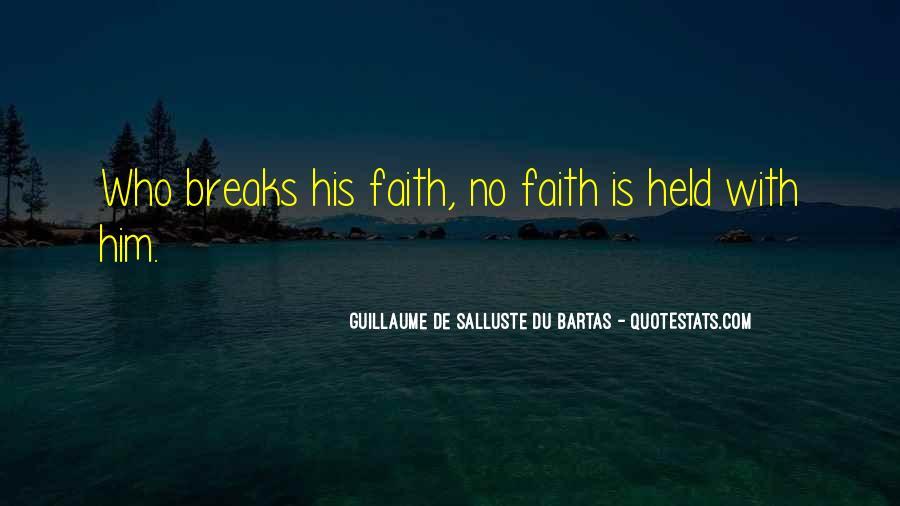 No Breaks Quotes #356096