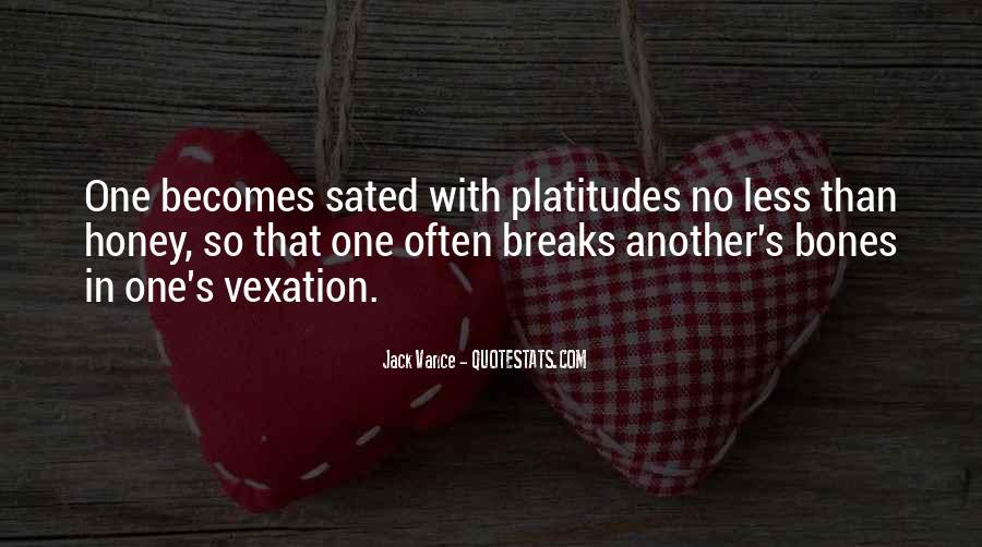 No Breaks Quotes #549767