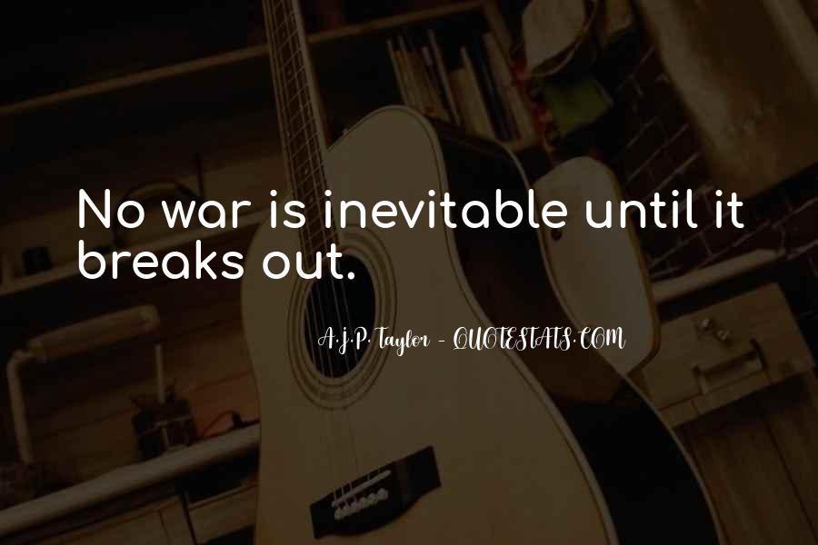 No Breaks Quotes #892093
