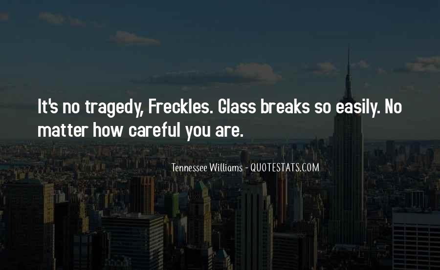 No Breaks Quotes #968339