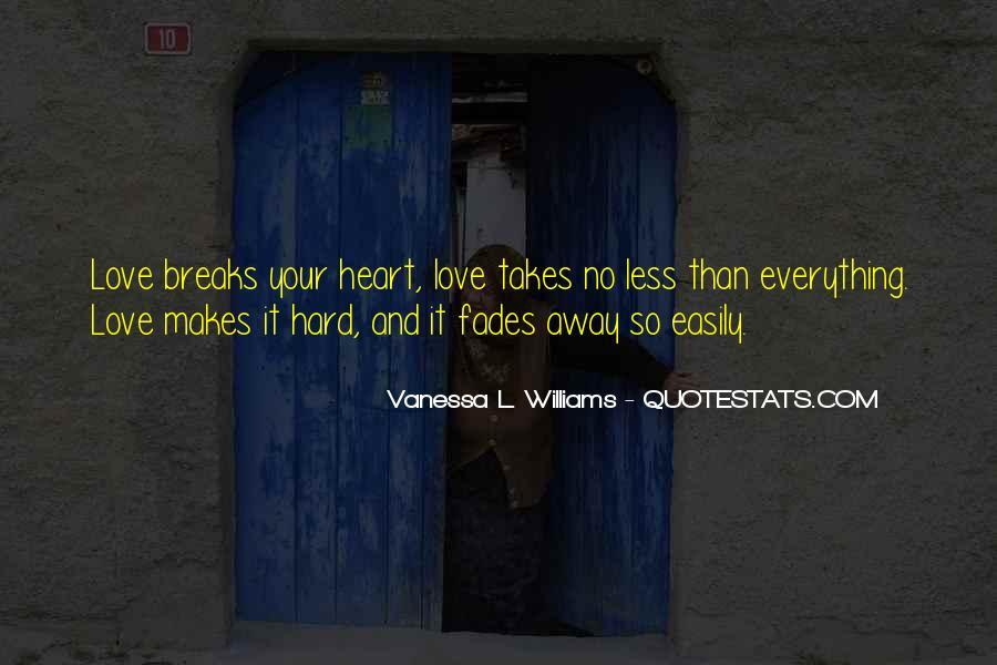No Breaks Quotes #969208