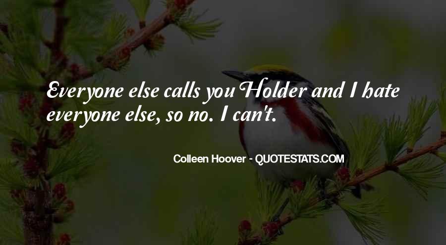 No Calls Quotes #590074