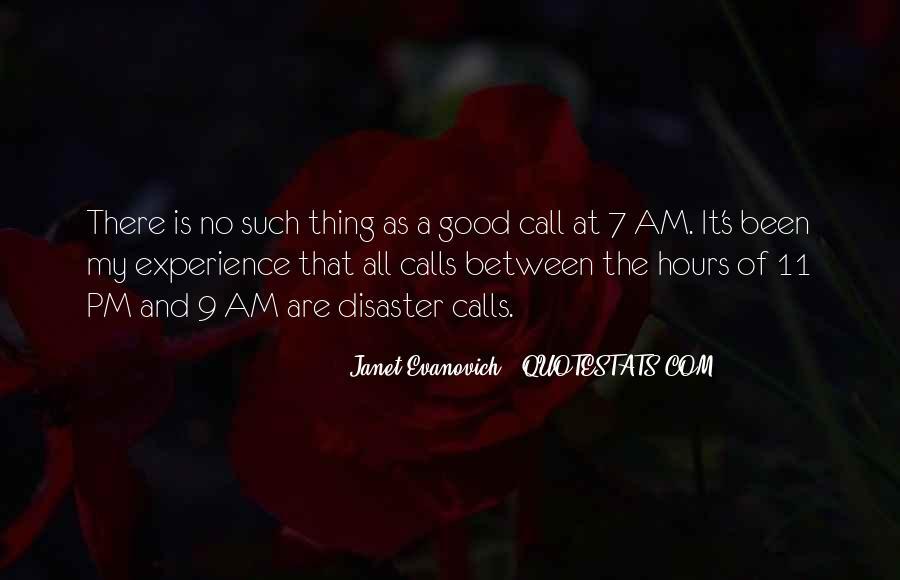 No Calls Quotes #655706