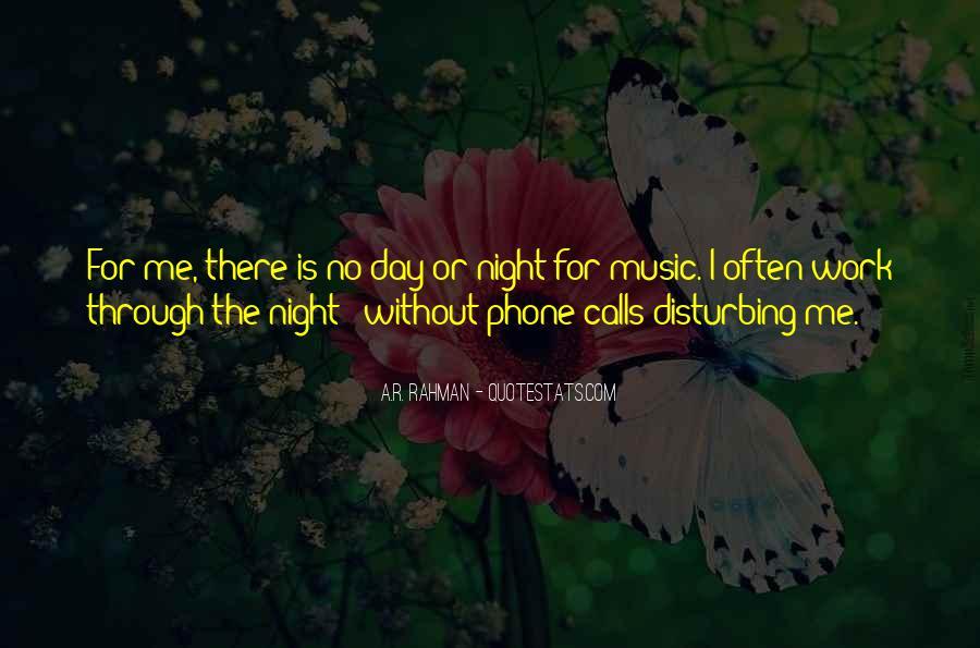 No Calls Quotes #755647