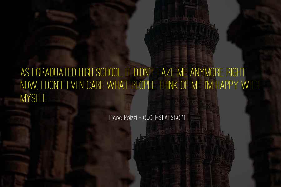 No Care Anymore Quotes #382241