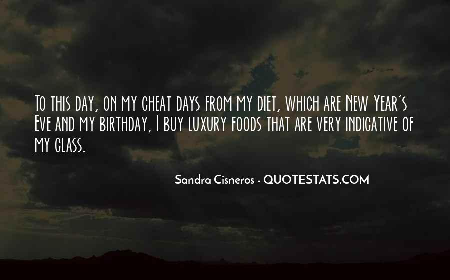 No Cheat Day Quotes #419545
