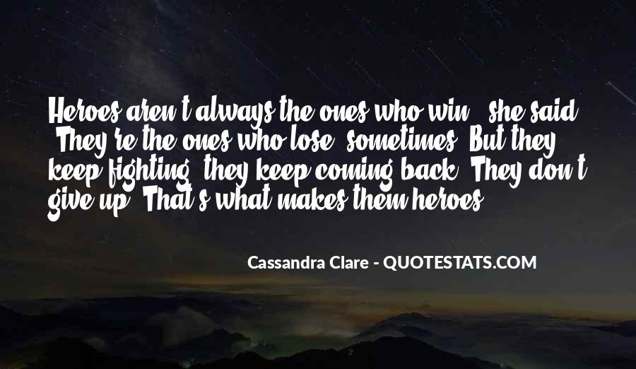 No Coming Back Quotes #131902